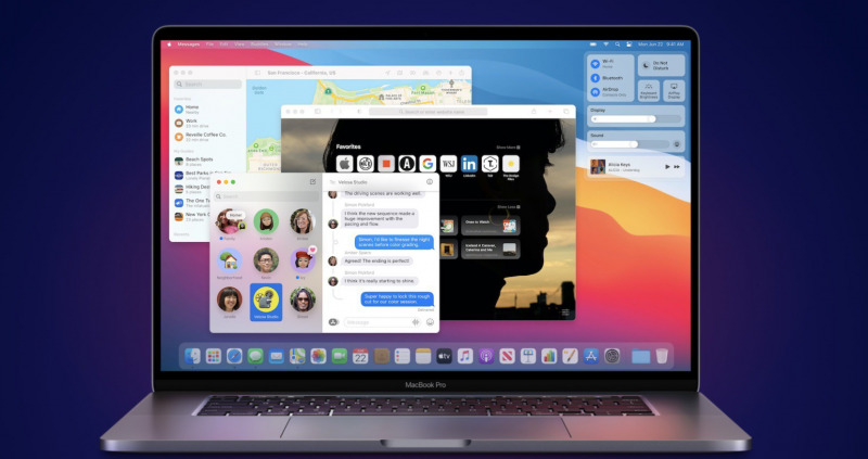 Apple Rilis macOS Big Sur 11.0.1 Release Candidate