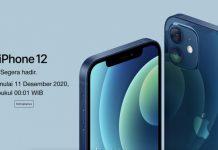 Akhinya Pre-Order iPhone 12 Resmi Dibuka di Indonesia
