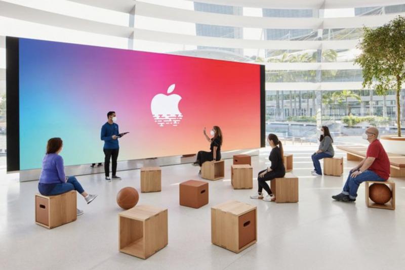 Today at Apple Siap Digelar Lagi di Beberapa Apple Store
