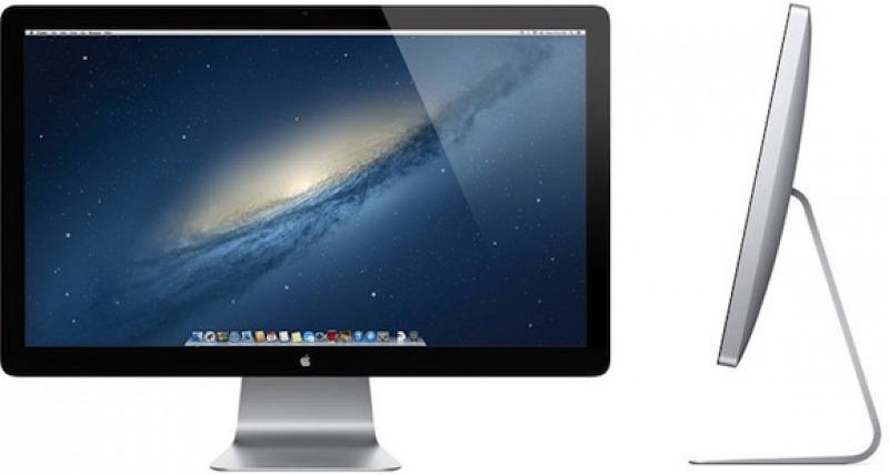 Apple Thunderbolt Display Baru Siap Dirilis