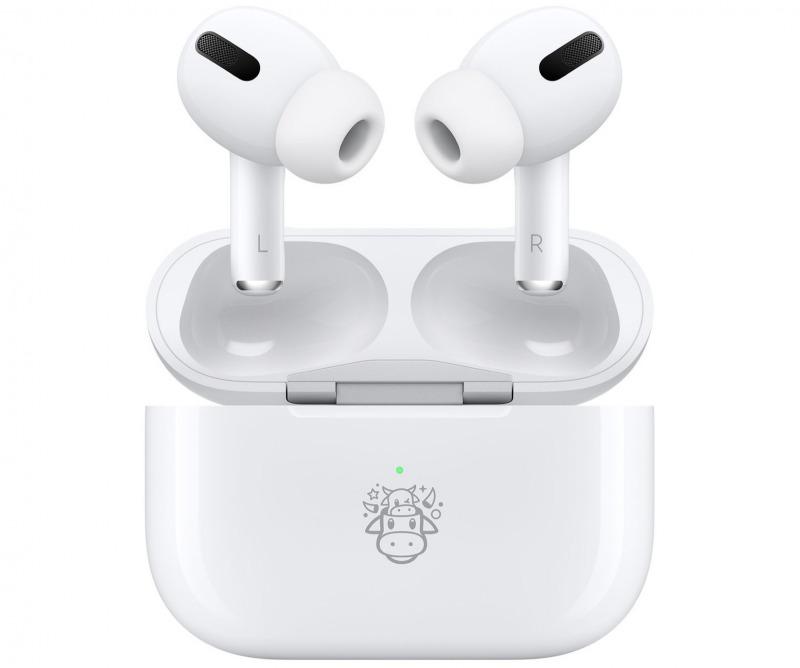 Apple Rilis AirPods Pro Edisi Khusus Chinese New Year