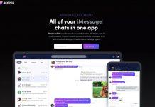 Beeper Bawa iMessage ke Android dan Windows PC