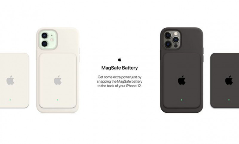 Apple Siap Rilis MagSafe Battery Pack untuk iPhone 12?