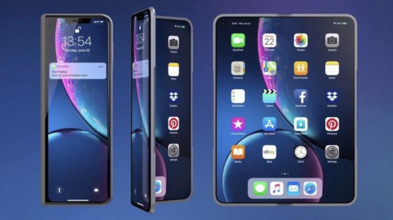 Foldable iPhone Akan Gantikan Lini iPad Mini?
