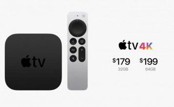 Apple Perkenalkan Apple TV 4K Baru, Kini Pakai A12 Bionic