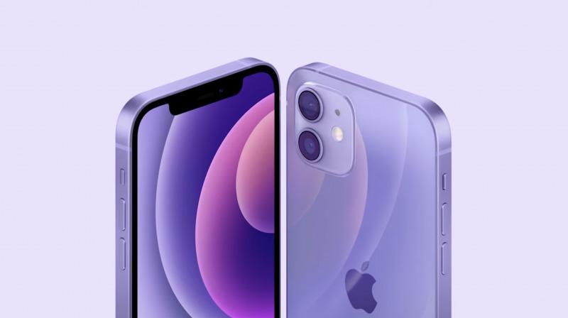 Apple Perkenalkan iPhone 12 Baru dengan Warna Ungu