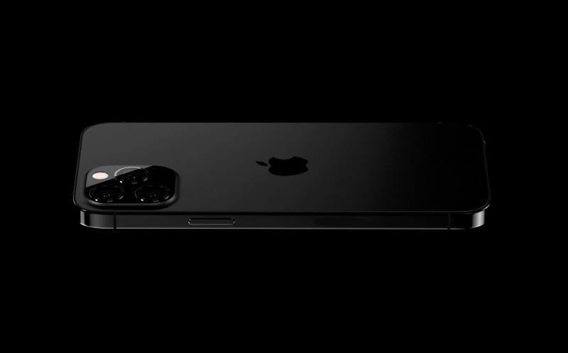 iPhone 13 Pro Akan Tersedia Dalam Warna Matte Black