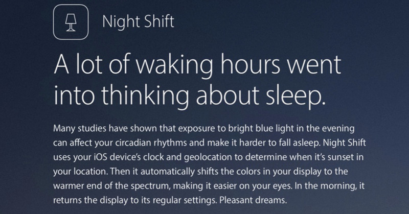 Night Shift di iPhone Tak Bikin Pengguna Lebih Mudah Tidur