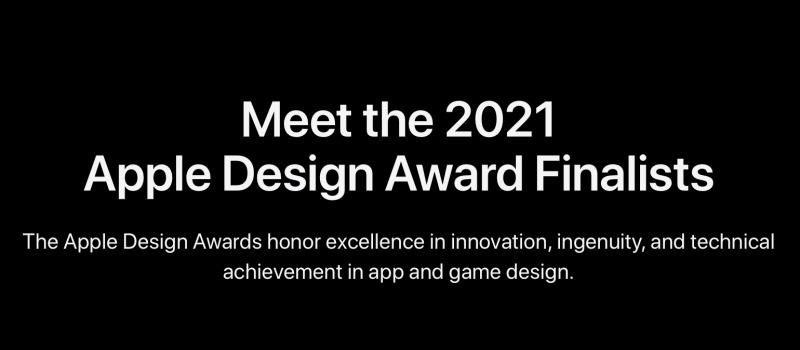 Apple Umumkan Para Finalis dari Apple Design Award