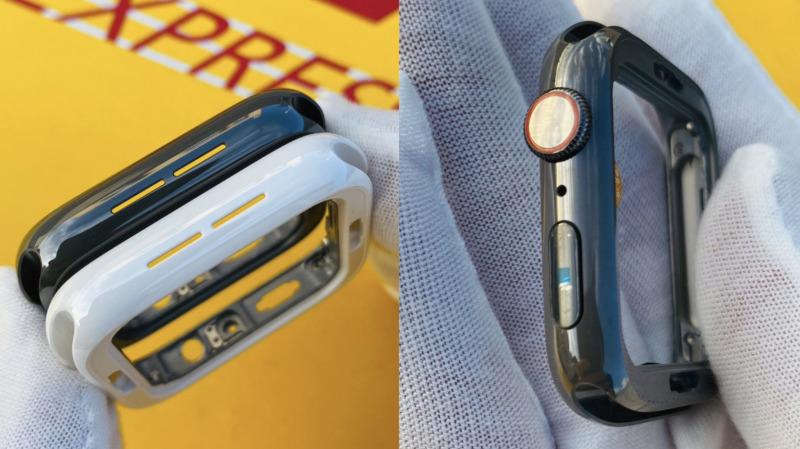 Inilah Prototipe Case Apple Watch Series 5 Black Ceramic