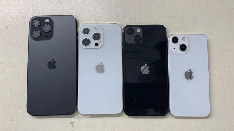 Dummy iPhone 13 Bocor, Seperti Apa Sih Penampilannya