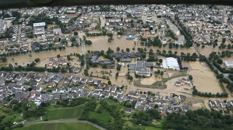 Apple Kirim Bantuan Untuk Penanggulangan Bencana Banjir di Eropa