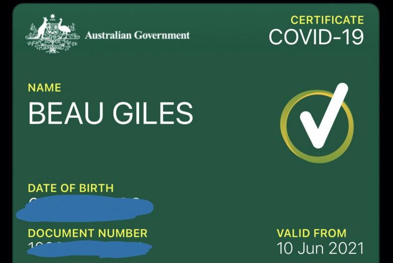 Pemerintah Australia Tawarkan Sertifikat Vaksinasi COVID-19 di Apple Wallet