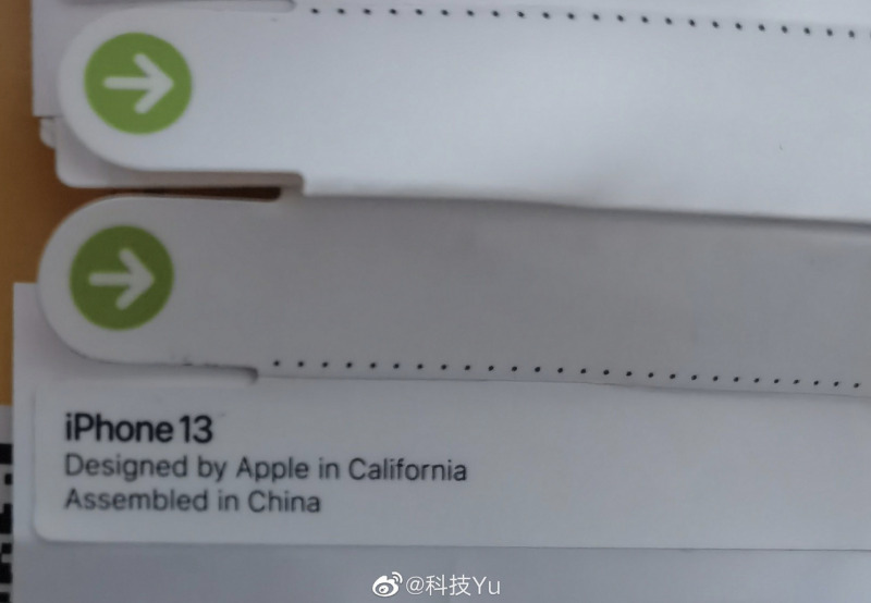 Label iPhone 13 Bocor ke Publik, Pertanda Sebentar Lagi Rilis?