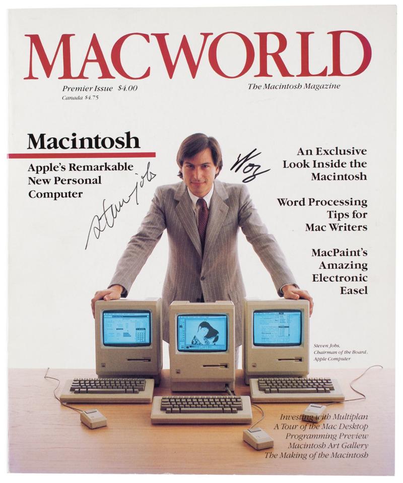 Komputer Apple-1, Jaket Kulit Steve Jobs, dan Barang-Barang Langka Apple Dilelang