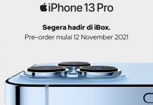 Pre-Order iPhone 13 Akan Dibuka di Indonesia Pada 12 November 2021