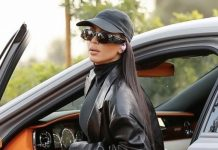 Kim Kardashian Ketahuan Mengenakan Beats Fit Pro yang Belum Dirilis Resmi?