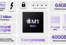 M1 Max Bisa Kalahkan AMD Radeon Pro W6900X Seharga $6000